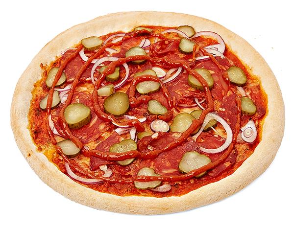 Піца BBQ