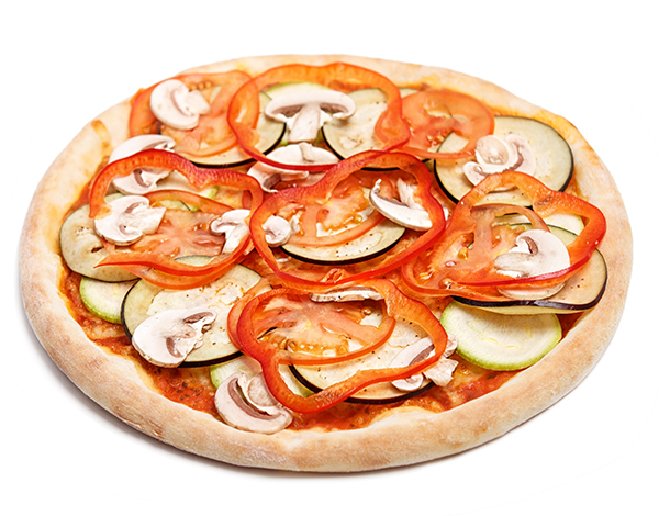 Вегетаріанська піца
